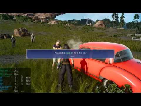 a 15gb update is out NOW :: FINAL FANTASY XV WINDOWS EDITION General