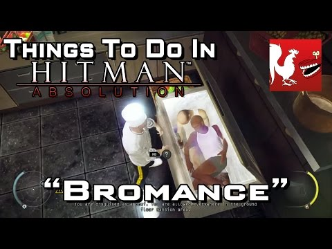The Bromance In Hitman: Absolution Is Hilarious