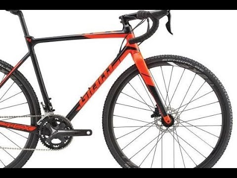 Giant TCX SLR 2 2018 Cyclocross Bike