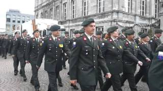preview picture of video 'Parade in Maastricht, Netherlands'