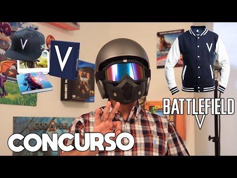 FINALMENTE: CONCURSO DE BATTLEFIELD V 🔥 Gorra, chaqueta y libro 🔥 DPG Squad
