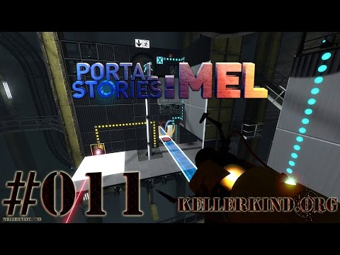 Portal Stories: Mel #11 – Alle guten Dinge sind 3 ★ Let's Play Portal Stories: Mel [HD|60FPS]
