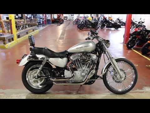 2006 Harley-Davidson Sportster® 883 Custom in New London, Connecticut - Video 1