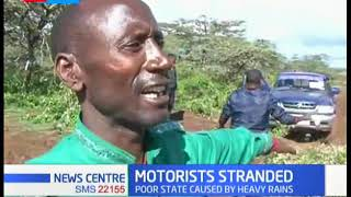 Poor state of roads in Suguta hampered movements