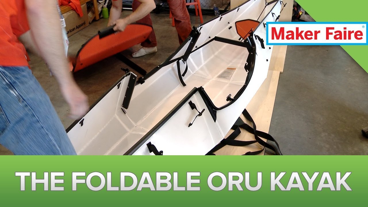 Tekzillla: Oru Kayak
