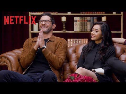 Lucifer Reunion Special - Get Ready for Season 4 | Netflix