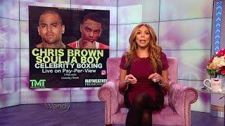 Chris Brown & Soulja Boys Boxing Match