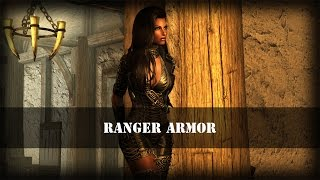 TES 5: Skyrim | Броня Рейнджера - UNP