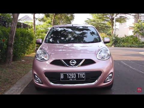 Video Review New Nissan March