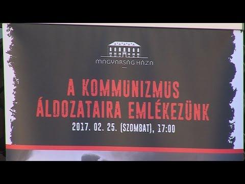 Kommunizmus Áldozatainak Emléknapja 2017 - video preview image