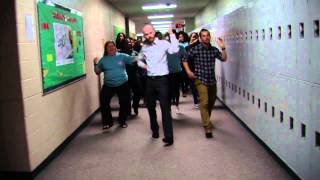 HHS Uptown Funk Flash Mob