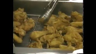 Inside KFC Kitchen... Training to Cook