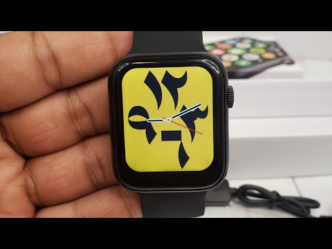 Z17 Smartwatch | Apple Watch Series6 clone | Z17 watch | Nike edition watch