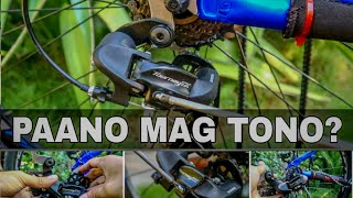 Paano Mag Tono Ng Rd Bike, How To Tune Your Bike For Mtb & Rb Full Tips & Tutorial To Adjust Rd & Fd
