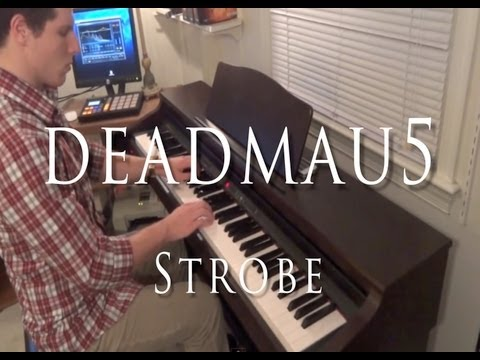 deadmau5 strobe piano tutorial