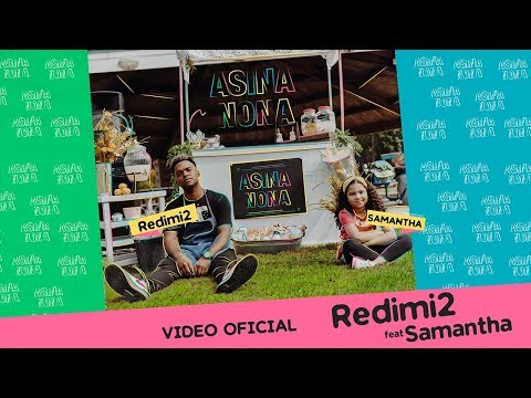 Redimi2 Asina Nona Video Oficial Ft Samantha