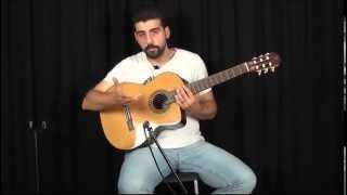 Klasik Gitar Ritim Tekniği - 1