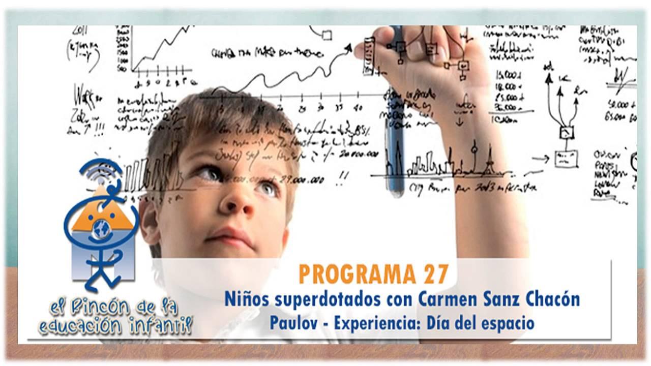 Niños superdotados - Paulov - Marisol Justo - Día del espacio (p27)