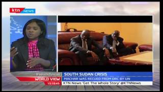 World View -  28th September 2016  - South Sudan Crisis with Lindah Oguttu