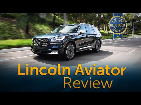 External Review Video mTxuLNuxdmI for Lincoln Aviator & Aviator Grand Touring Crossover SUV (2nd gen)