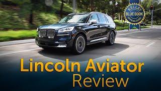 Lincoln Aviator (U611) 2020 - dabar