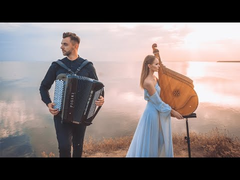 Hans Zimmer - Interstellar Theme (OST Soundtrack) Bandura and Button Accordion Cover | B&B Project 2