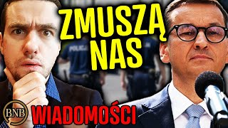 Tylko ℤ𝔸𝕊ℤℂℤ𝔼ℙ𝕀𝔼ℕ𝕀 wyjdą z DOMU! Polska wprowadza OBOSTRZENIA | WIADOMOŚCI