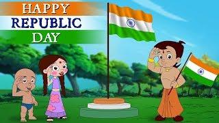 Chhota Bheem - Dholakpur Shoor-Veer Pratiyogita | Republic Day Special | Hindi Cartoon for Kids