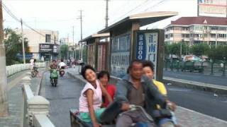 preview picture of video '上海市南汇区惠南镇 朝の風景(1) 16-Aug-2010'