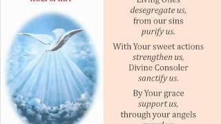 Novena To The Holy Spirit (Mondays)
