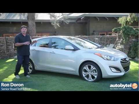 2013 Hyundai Elantra GT: Video Road Test & Review
