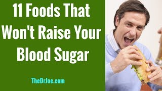Foods That Will Not Raise Your Blood Sugar (Foods Good For Blood Sugar) Diabetic Blood Sugar Foods