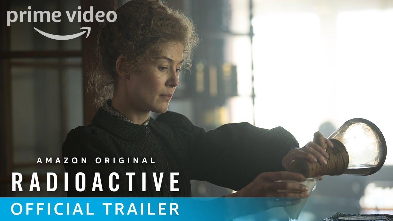 Trailer för Marie Curie: Pionjär, geni, rebell