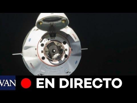 DIRECTO: SpaceX. Los astronautas de la Crew Dragon vuelven a la Tierra
