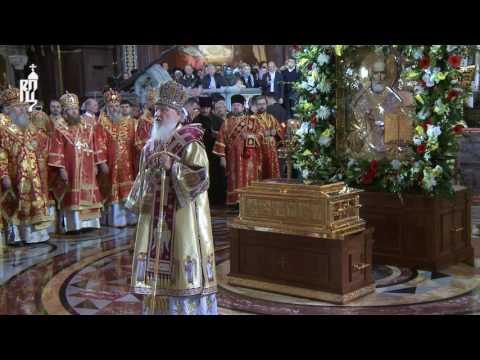 Храм знамение красногорска