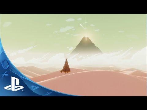 Видео № 2 из игры Путешествие (Б/У) [PS4]