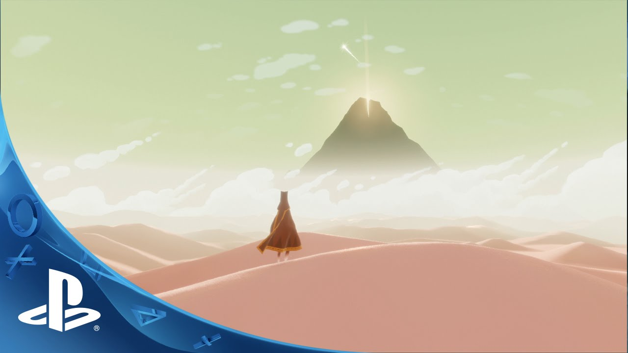 Journey Arrives on PS4 July 21st