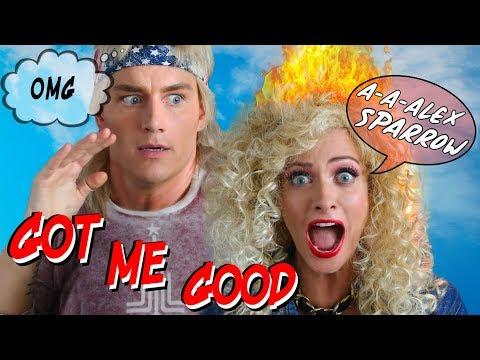 Alex Sparrow - GOT ME GOOD (OFFICIAL VIDEO) - PRANKSTERS COUPLE