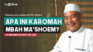 Kisah Santri KH Ma'shum Lasem
