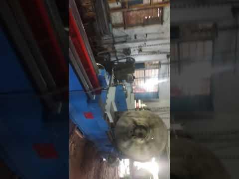 20 Feet Roll Turning Heavy Duty Lathe Machine