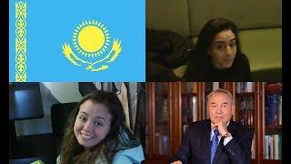 Хорошо ли известен иностранцам флаг Казахстана?