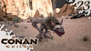 CONAN EXILES - Big Decision! - EP23 (Gameplay)
