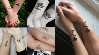 New Couple Tattoo Designs 2019 | Latest Love Tattoos Ideas