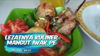 Mangut Iwak Pe, Kuliner Khas Surabaya dengan Rasa Pedas yang Nendang