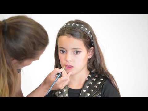 Tutorial de maquilhagem Chica Vampiro