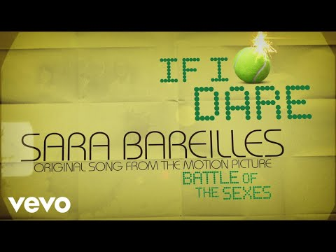 If I Dare (Lyric Video) [OST by Sara Bareilles]