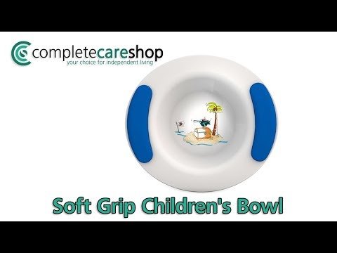 Childs Soft Grip Bowl Demo