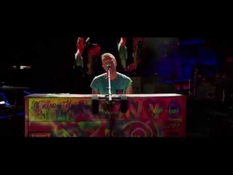 """Coldplay - The Scientist [HD] (part of the concert film """"Live 2012"""")"""