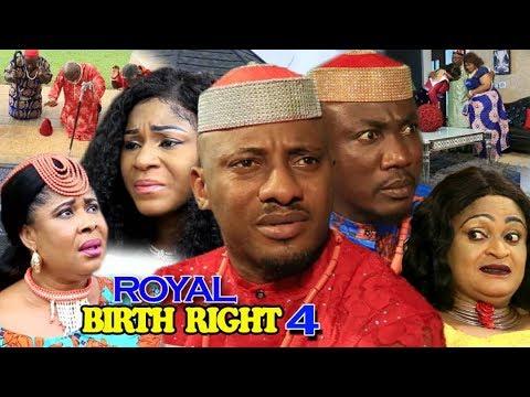 ROYAL BIRTH RIGHT SEASON 4 - (New Movie) 2018 Latest Nigerian Nollywood Movie Full HD | 1080p
