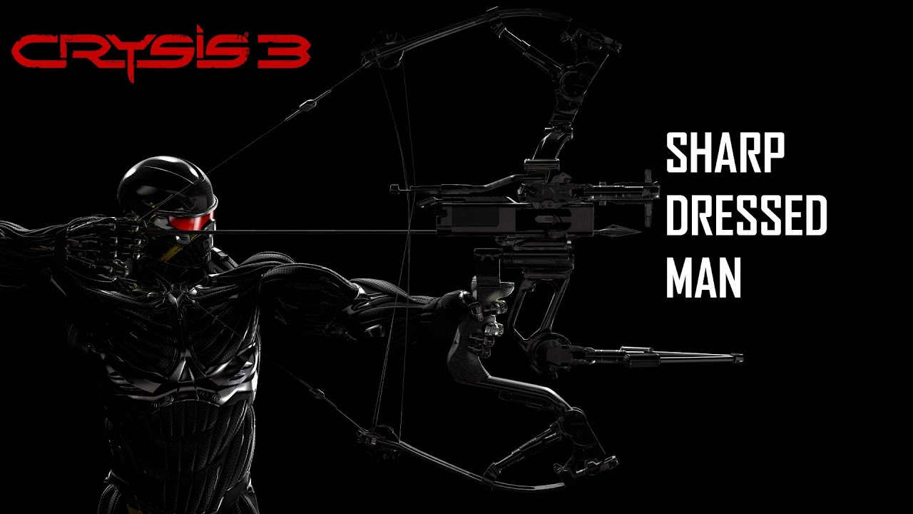This Crysis 3 Commercial Is Great Because It Doesn't Take Itself Too Seriously